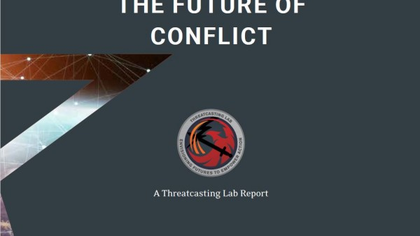 Front cover of the IW report