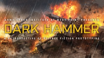 Dark Hammer: A Retrospective of Science Fiction Prototyping