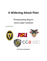 A Widening Attack Plan cover